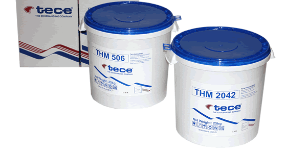 Tece Hot Melts in Special Packaging
