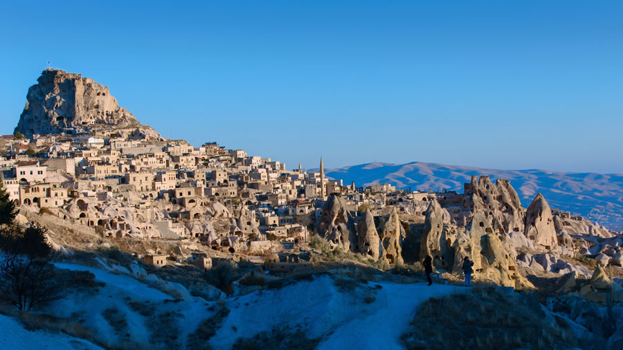 Traveler of Lost City: Cappadocia