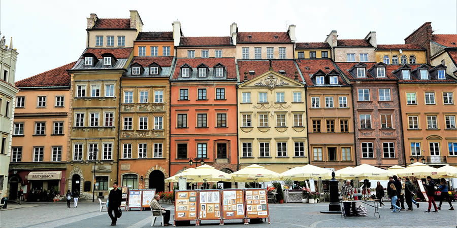 Traveler of Lost City: Poznan & Warsaw