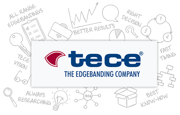 Choose Tece as Your Edgebanding Supplier for 2016
