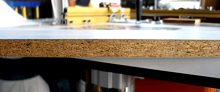 MDF vs. Particleboard